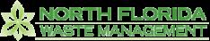 Image of North Florida Waste Management's Logo for dumpster rentals